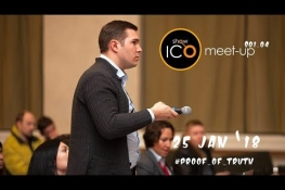Embedded thumbnail for  15 ФЕВРАЛЯ | SHOW ICO MEET-UP